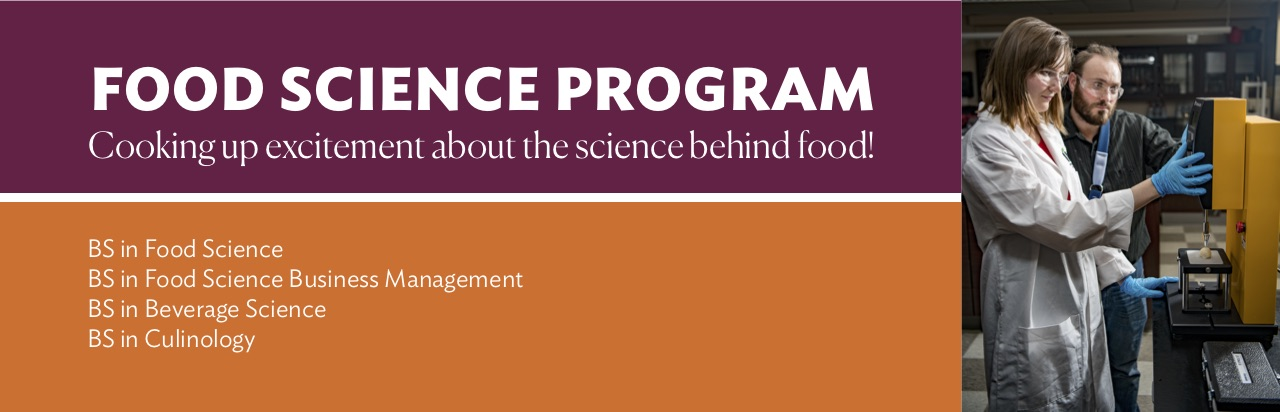 Food Science Program at UHC
